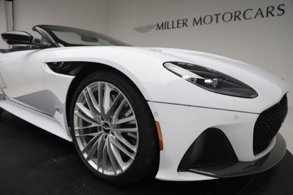 New 2020 Aston Martin DBS Superleggera Volante Convertible for sale $353,931 at Bugatti of Greenwich in Greenwich CT 06830 24