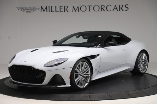 New 2020 Aston Martin DBS Superleggera Volante Convertible for sale $353,931 at Bugatti of Greenwich in Greenwich CT 06830 25