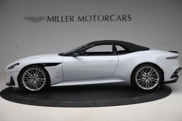 New 2020 Aston Martin DBS Superleggera Volante Convertible for sale $353,931 at Bugatti of Greenwich in Greenwich CT 06830 26