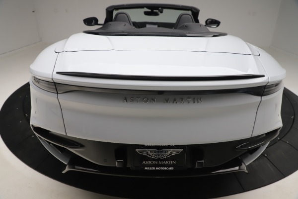 New 2020 Aston Martin DBS Superleggera Volante for sale Sold at Bugatti of Greenwich in Greenwich CT 06830 28