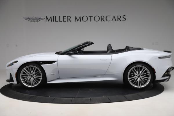 New 2020 Aston Martin DBS Superleggera Volante Convertible for sale $353,931 at Bugatti of Greenwich in Greenwich CT 06830 3