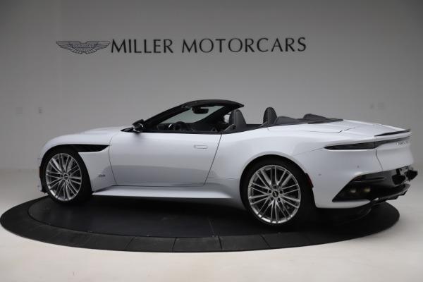 New 2020 Aston Martin DBS Superleggera Volante Convertible for sale $353,931 at Bugatti of Greenwich in Greenwich CT 06830 4