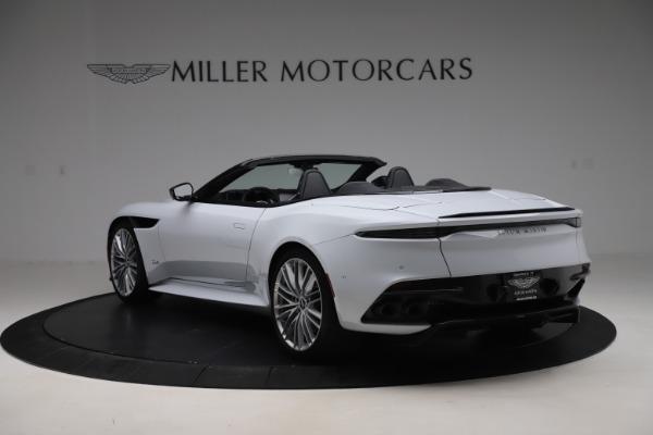 New 2020 Aston Martin DBS Superleggera Volante Convertible for sale $353,931 at Bugatti of Greenwich in Greenwich CT 06830 5