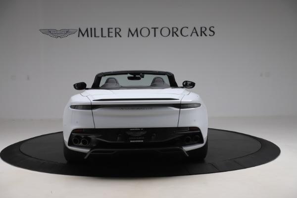 New 2020 Aston Martin DBS Superleggera Volante Convertible for sale $353,931 at Bugatti of Greenwich in Greenwich CT 06830 6