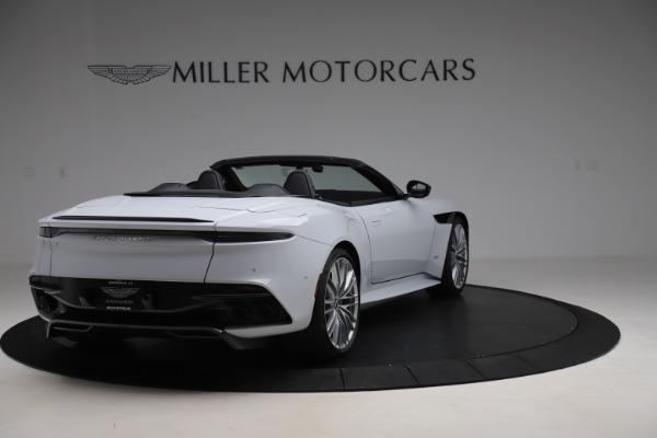 New 2020 Aston Martin DBS Superleggera Volante Convertible for sale $353,931 at Bugatti of Greenwich in Greenwich CT 06830 7