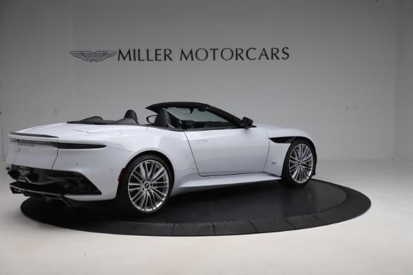 New 2020 Aston Martin DBS Superleggera Volante for sale Sold at Bugatti of Greenwich in Greenwich CT 06830 8