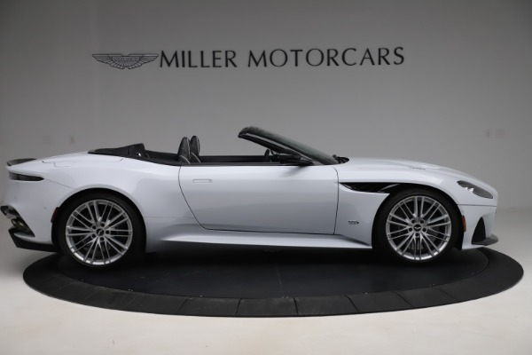 New 2020 Aston Martin DBS Superleggera Volante Convertible for sale $353,931 at Bugatti of Greenwich in Greenwich CT 06830 9