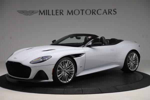 New 2020 Aston Martin DBS Superleggera Volante for sale Sold at Bugatti of Greenwich in Greenwich CT 06830 1