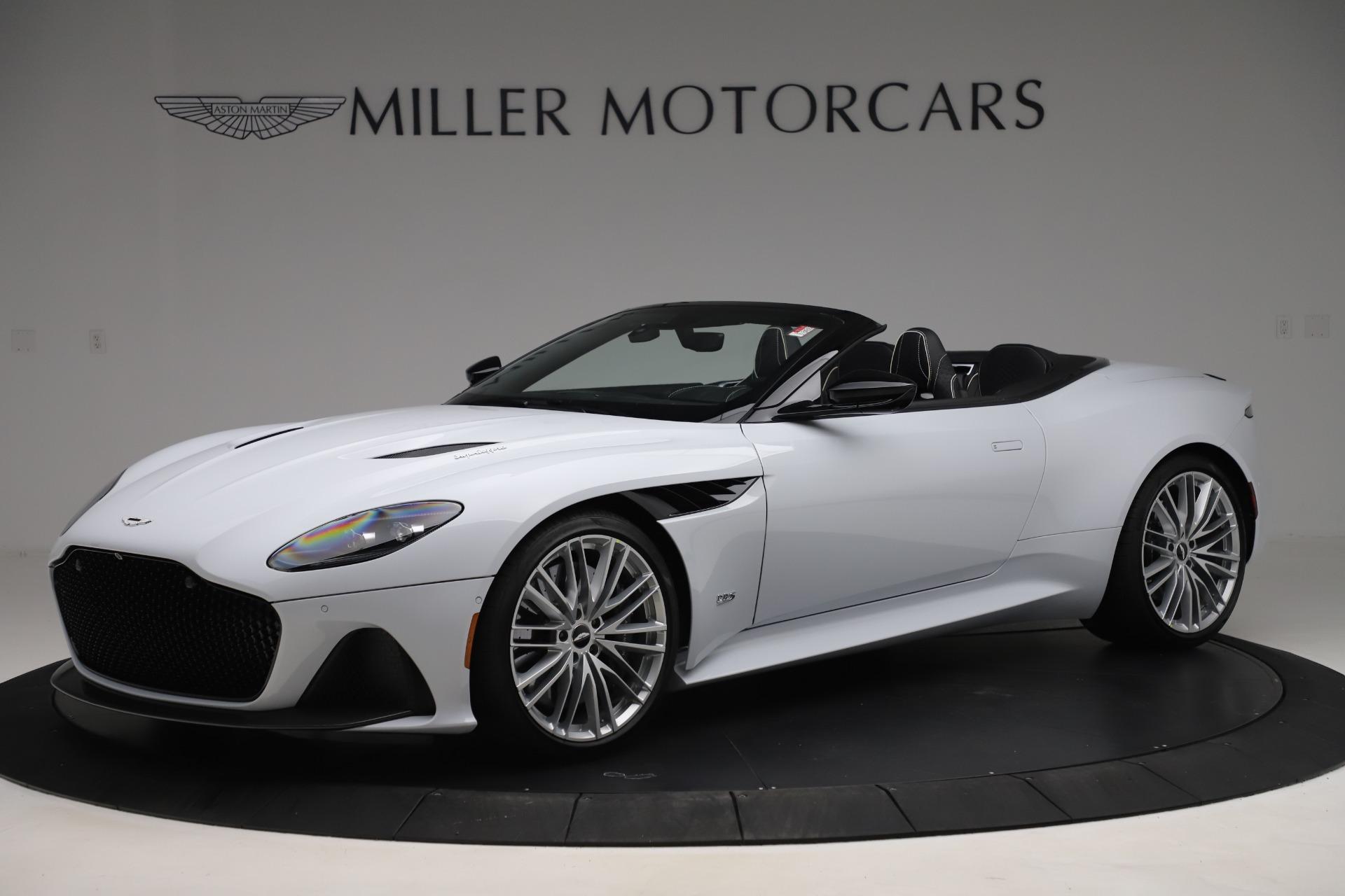 New 2020 Aston Martin DBS Superleggera Volante Convertible for sale $353,931 at Bugatti of Greenwich in Greenwich CT 06830 1