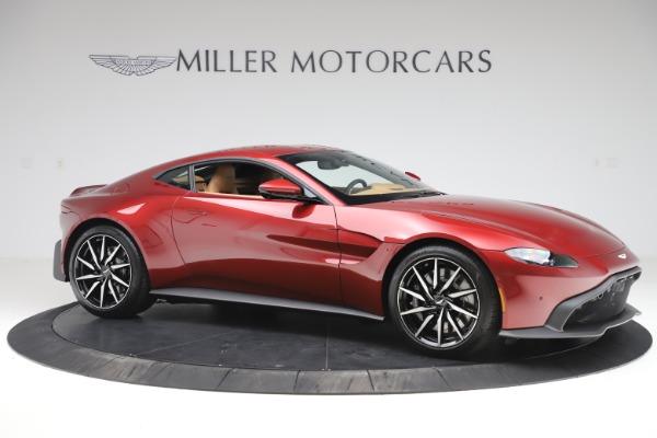 New 2020 Aston Martin Vantage Coupe for sale $185,991 at Bugatti of Greenwich in Greenwich CT 06830 10
