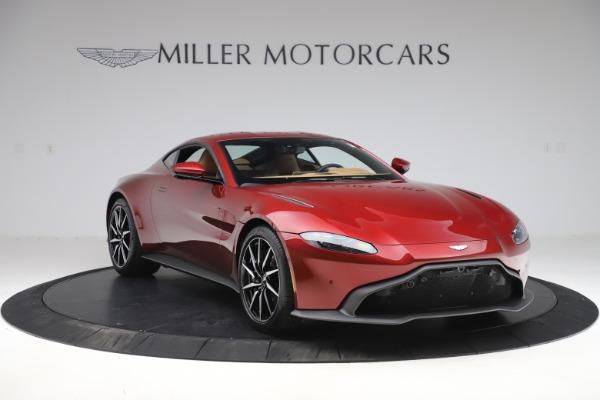 New 2020 Aston Martin Vantage Coupe for sale $185,991 at Bugatti of Greenwich in Greenwich CT 06830 11