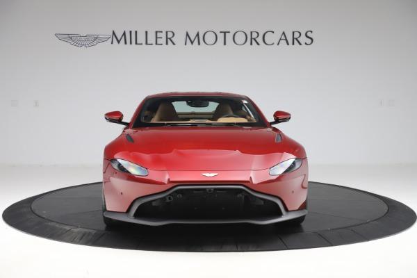 New 2020 Aston Martin Vantage Coupe for sale $185,991 at Bugatti of Greenwich in Greenwich CT 06830 12