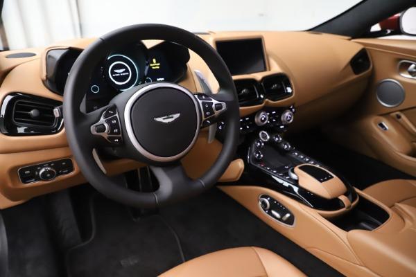 New 2020 Aston Martin Vantage Coupe for sale $185,991 at Bugatti of Greenwich in Greenwich CT 06830 13