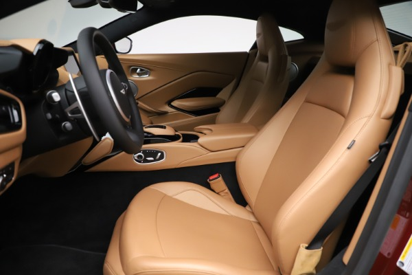 New 2020 Aston Martin Vantage Coupe for sale $185,991 at Bugatti of Greenwich in Greenwich CT 06830 14
