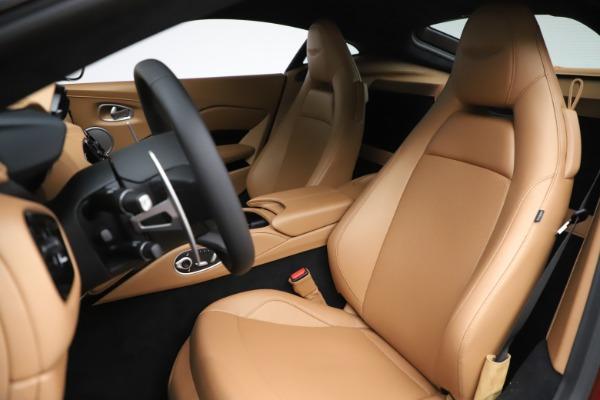 New 2020 Aston Martin Vantage Coupe for sale $185,991 at Bugatti of Greenwich in Greenwich CT 06830 15