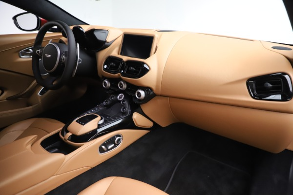 New 2020 Aston Martin Vantage Coupe for sale $185,991 at Bugatti of Greenwich in Greenwich CT 06830 17