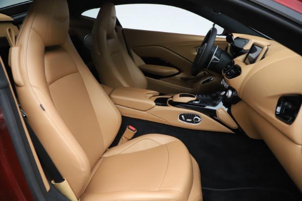 New 2020 Aston Martin Vantage Coupe for sale $185,991 at Bugatti of Greenwich in Greenwich CT 06830 18