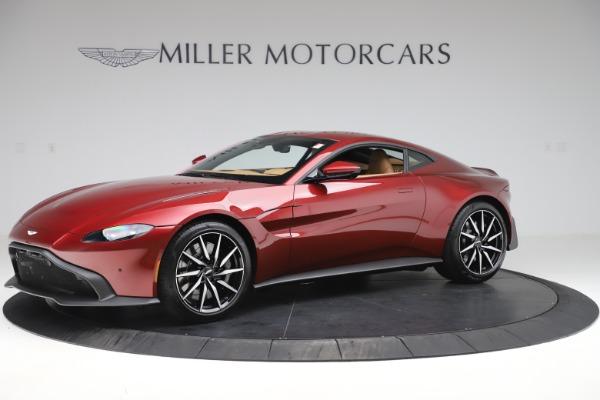 New 2020 Aston Martin Vantage Coupe for sale $185,991 at Bugatti of Greenwich in Greenwich CT 06830 2