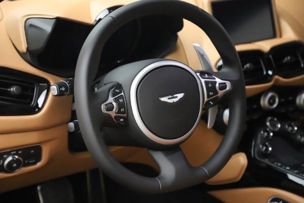 New 2020 Aston Martin Vantage Coupe for sale $185,991 at Bugatti of Greenwich in Greenwich CT 06830 20