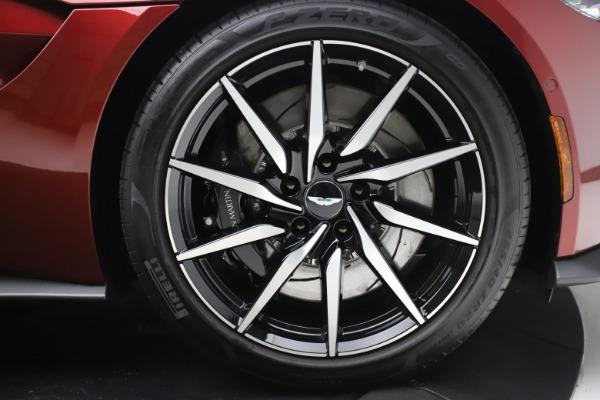 New 2020 Aston Martin Vantage Coupe for sale $185,991 at Bugatti of Greenwich in Greenwich CT 06830 22