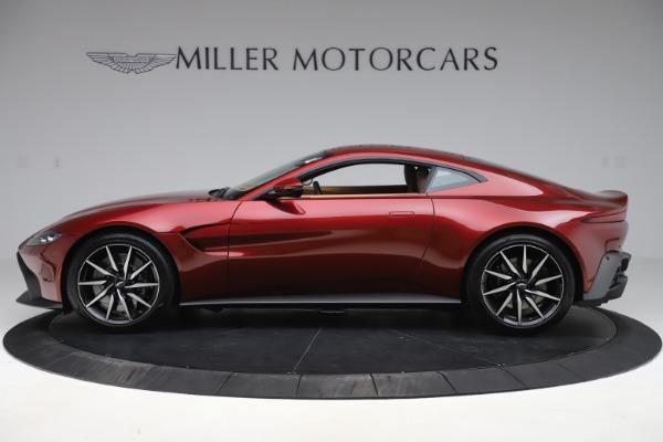 New 2020 Aston Martin Vantage Coupe for sale $185,991 at Bugatti of Greenwich in Greenwich CT 06830 3