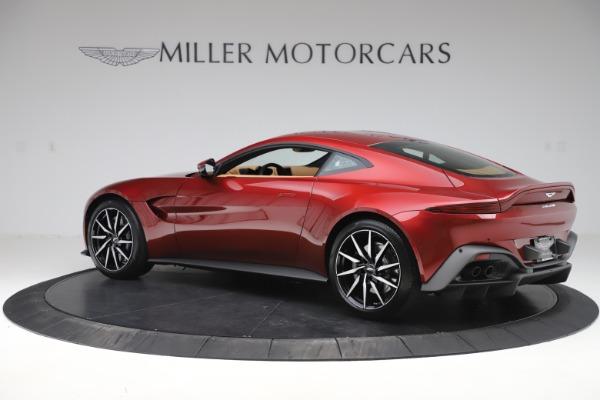 New 2020 Aston Martin Vantage Coupe for sale $185,991 at Bugatti of Greenwich in Greenwich CT 06830 4