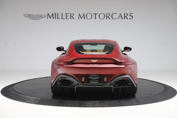 New 2020 Aston Martin Vantage Coupe for sale $185,991 at Bugatti of Greenwich in Greenwich CT 06830 6