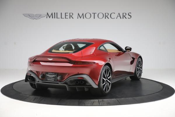 New 2020 Aston Martin Vantage Coupe for sale $185,991 at Bugatti of Greenwich in Greenwich CT 06830 7