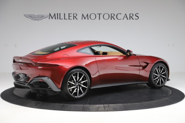 New 2020 Aston Martin Vantage Coupe for sale $185,991 at Bugatti of Greenwich in Greenwich CT 06830 8