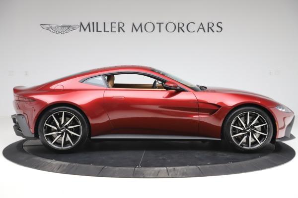 New 2020 Aston Martin Vantage Coupe for sale $185,991 at Bugatti of Greenwich in Greenwich CT 06830 9