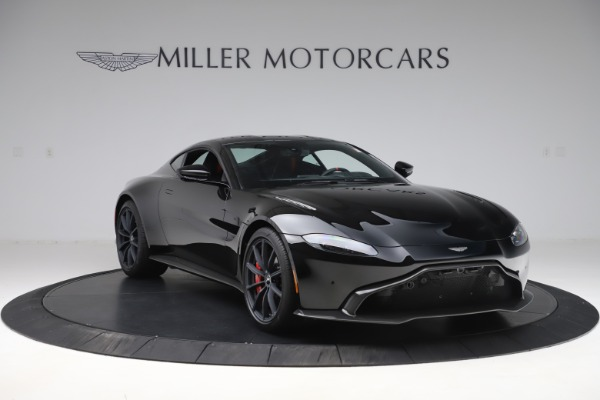 New 2020 Aston Martin Vantage AMR for sale $210,141 at Bugatti of Greenwich in Greenwich CT 06830 10
