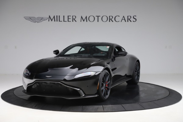 New 2020 Aston Martin Vantage AMR for sale $210,141 at Bugatti of Greenwich in Greenwich CT 06830 12