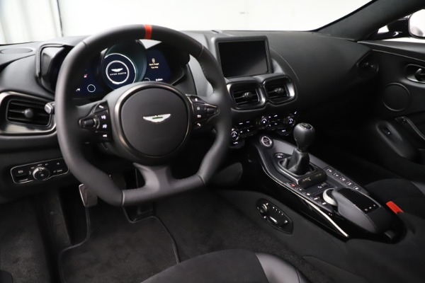 New 2020 Aston Martin Vantage AMR for sale $210,141 at Bugatti of Greenwich in Greenwich CT 06830 13