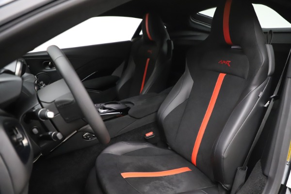 New 2020 Aston Martin Vantage AMR Coupe for sale $210,140 at Bugatti of Greenwich in Greenwich CT 06830 15