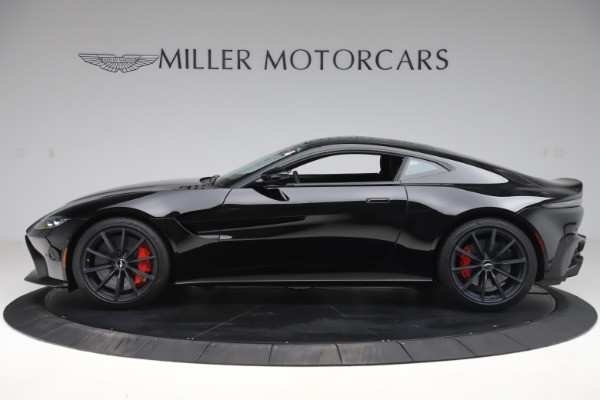 New 2020 Aston Martin Vantage AMR Coupe for sale $210,140 at Bugatti of Greenwich in Greenwich CT 06830 2