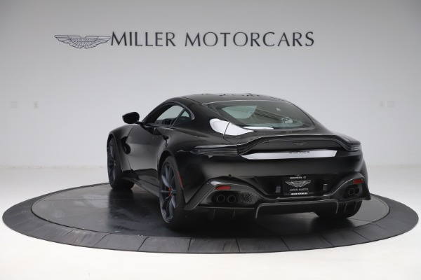 New 2020 Aston Martin Vantage AMR for sale $210,141 at Bugatti of Greenwich in Greenwich CT 06830 4