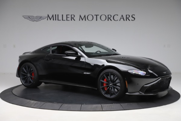 New 2020 Aston Martin Vantage AMR for sale $210,141 at Bugatti of Greenwich in Greenwich CT 06830 9
