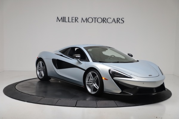 New 2020 McLaren 570S Spider Convertible for sale $256,990 at Bugatti of Greenwich in Greenwich CT 06830 21