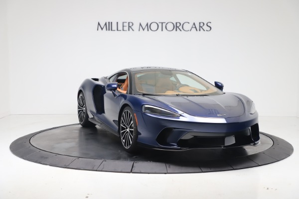 New 2020 McLaren GT Coupe for sale $244,675 at Bugatti of Greenwich in Greenwich CT 06830 10
