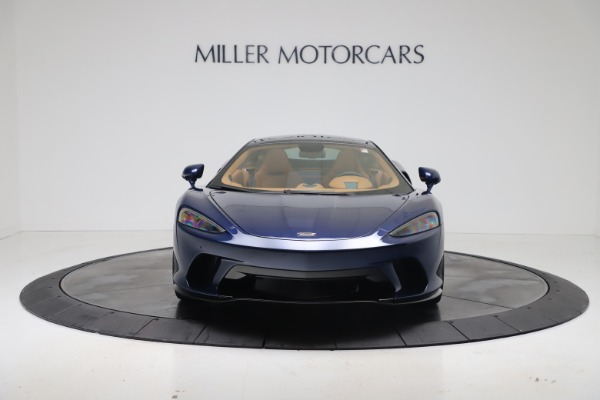 New 2020 McLaren GT Coupe for sale $244,675 at Bugatti of Greenwich in Greenwich CT 06830 11