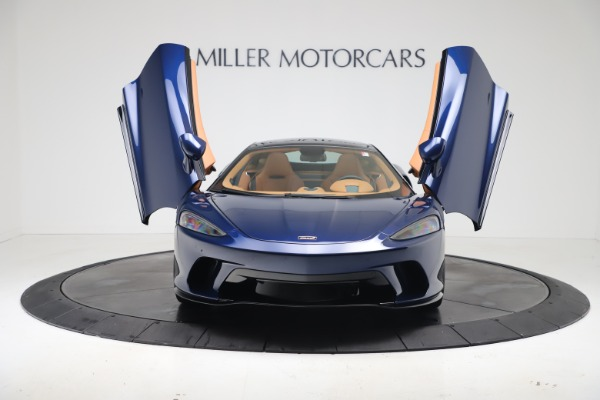 Used 2020 McLaren GT Luxe for sale Sold at Bugatti of Greenwich in Greenwich CT 06830 12