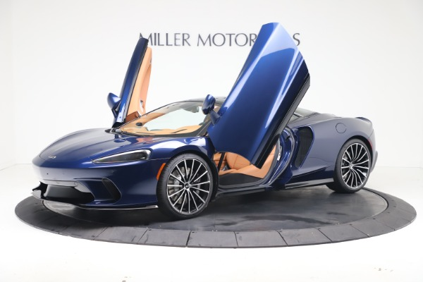 New 2020 McLaren GT Luxe for sale $244,675 at Bugatti of Greenwich in Greenwich CT 06830 13