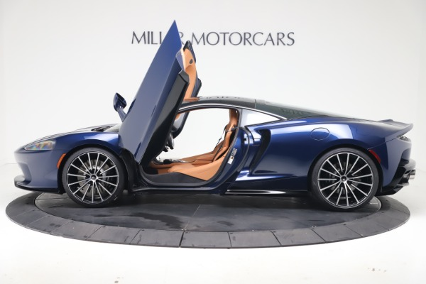 Used 2020 McLaren GT Luxe for sale Sold at Bugatti of Greenwich in Greenwich CT 06830 14