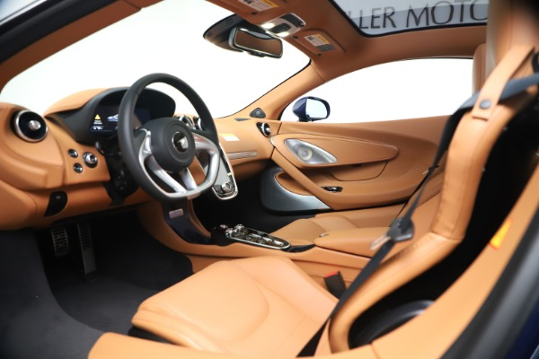 New 2020 McLaren GT Luxe for sale $244,675 at Bugatti of Greenwich in Greenwich CT 06830 15