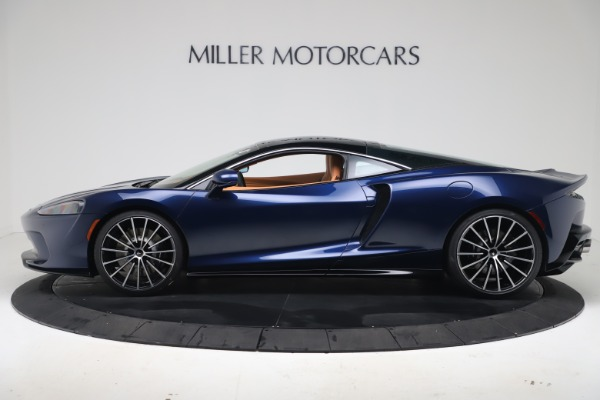 New 2020 McLaren GT Coupe for sale $244,675 at Bugatti of Greenwich in Greenwich CT 06830 2