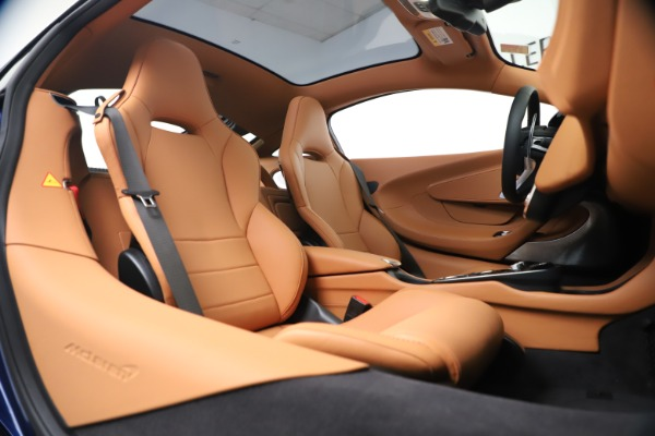 Used 2020 McLaren GT Luxe for sale Sold at Bugatti of Greenwich in Greenwich CT 06830 20