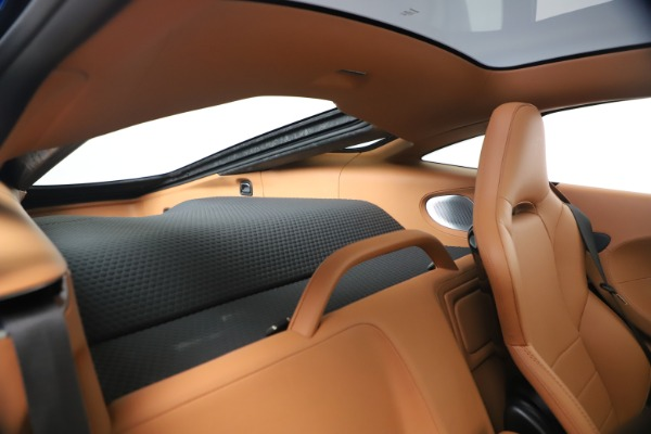 New 2020 McLaren GT Luxe for sale $244,675 at Bugatti of Greenwich in Greenwich CT 06830 21