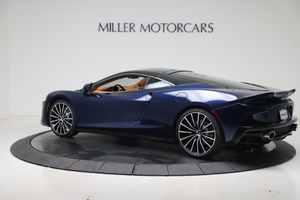 New 2020 McLaren GT Coupe for sale $244,675 at Bugatti of Greenwich in Greenwich CT 06830 3