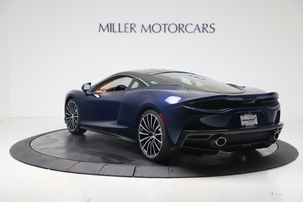 Used 2020 McLaren GT Luxe for sale Sold at Bugatti of Greenwich in Greenwich CT 06830 4