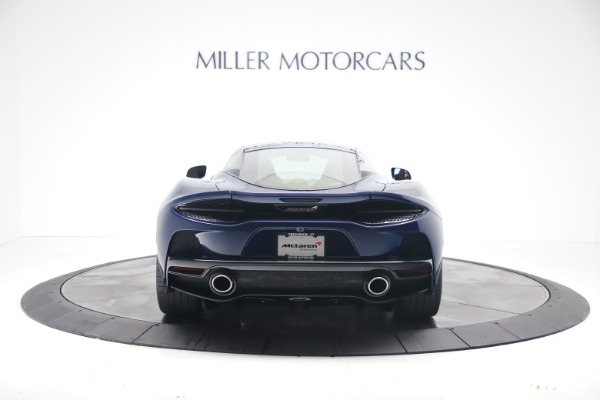New 2020 McLaren GT Luxe for sale $244,675 at Bugatti of Greenwich in Greenwich CT 06830 5